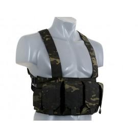Multicam Black Chest Rig Vest