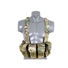 Colete Chest Rig Multicam