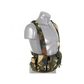 Woodland Chest Rig Vest