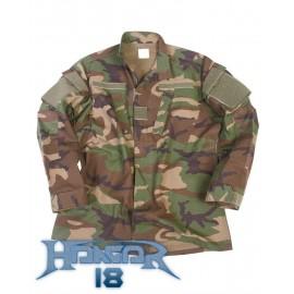 Jacket ACU Woodland