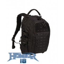 Mission Pack Laser Cut Small Black