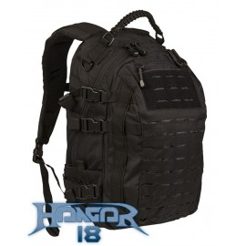Mission Pack Laser Cut Large Black