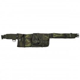 Waist Belt 6 Pockets M95 CZ Camo
