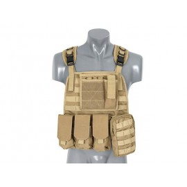Vest Plate Carrier Coyote