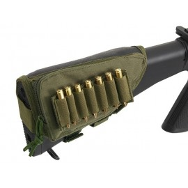 Stock Pouch Olive