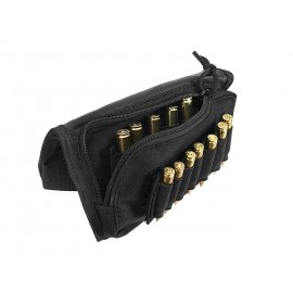 Stock Pouch Black