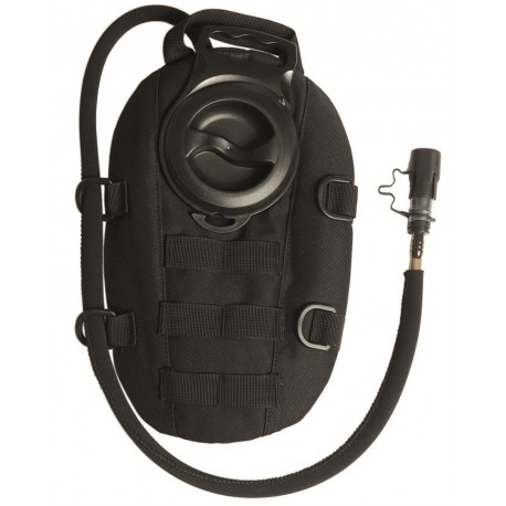 Black Hydration Pack 1,5L