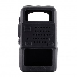 Black Silicone Case for Baofeng UV-5R