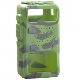 Green Silicone Case for Baofeng UV-5R