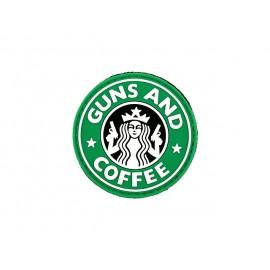 Patch PVC Gun's & Coffee