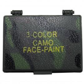 Pintura Facial 3 cores com Espelho