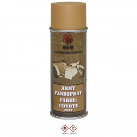 Spray Militar Coyote Mate