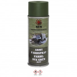 Spray Militar Verde NVA Mate