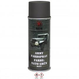 Army Spray Matte NATO Green