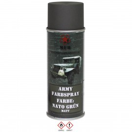 Army Spray NATO Green