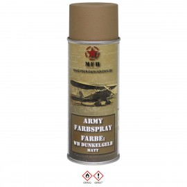 Army Spray Matte Khaki