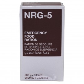 Ração de Emergência NRG-5 500g