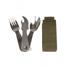 Eating Utensils with Pouch