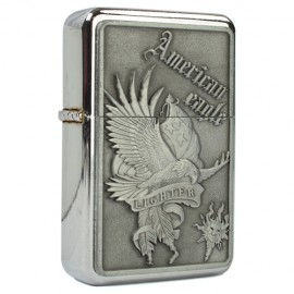 US Lighter American Eagle Flag