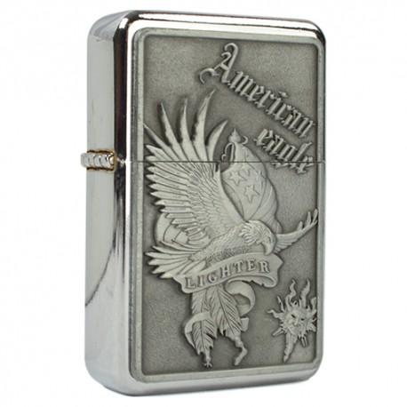 US Lighter American Eagle Flag