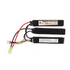 Battery Li-Po 2200mAh 11.1V 20C