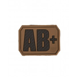 Patch PVC AB Positivo Coyote
