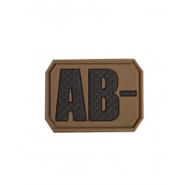 Patch PVC AB Negative Coyote