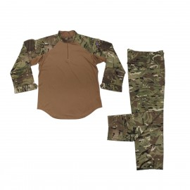 Uniforme Britânico Original Multicam