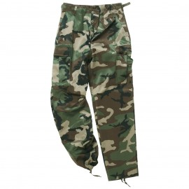 Pants BDU US Woodland