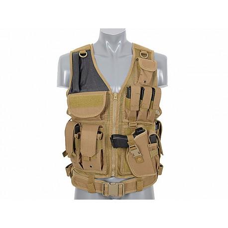 Coyote Tactical Vest - Hangar18 40326caae636e