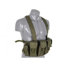 Colete Chest Rig Coyote