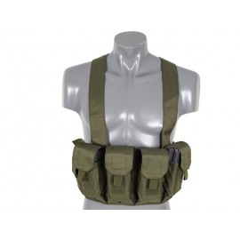 Olive Chest Rig Vest