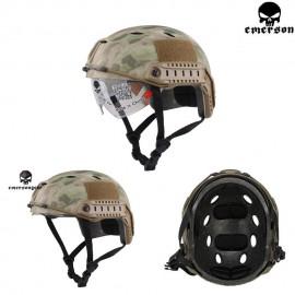 FAST Helmet A-TACS FG