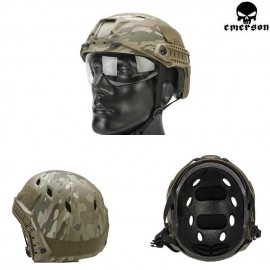 FAST Helmet A-TACS with Google