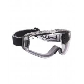 Clear Bollé Pilot Goggles