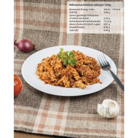 Canned Pasta with Bolognese Sauce 400g