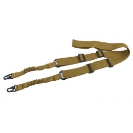 Bungee Tactical Sling 1-Point Coyote
