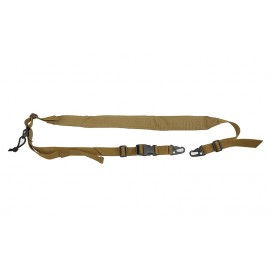 Bungee Tactical Sling 1-Pt Detachable Coyote