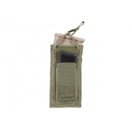 Pouch Combo Magazine Open Top Olive