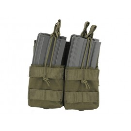 Double Stacker M4/M16/AR-15 Mag Pouch Olive