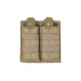 Easy Access M4 Mag Pouch Coyote