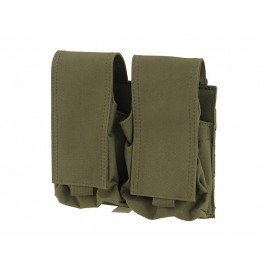 Combo Mag 5.56/9mm Double Pouch Olive