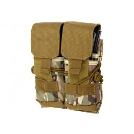 Double Pouch for 4 Mag M4 Multicam