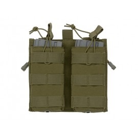 5.56 Double Mag/Admin Pouch Olive