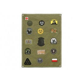 Patch Loop Wall Olive