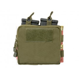 Double Mag/Utility Pouch Olive