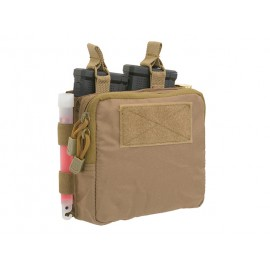 Double Mag/Utility Pouch Coyote
