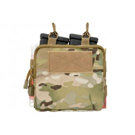 Double Mag/Utility Pouch Multicam