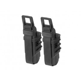 Black Polymer Pouch for Pistol Magazine