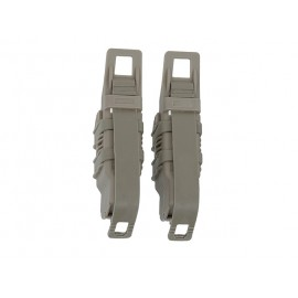 Foliage Green Polymer Pouch for Pistol Magazine